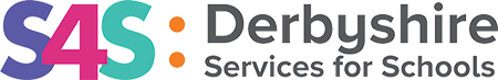Derbyshire Services for Schools logo